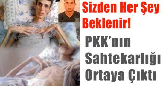 PKK'nın Sahtekarlığını Ortaya Çıktı..