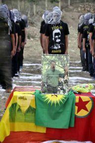 PKK'nın Şırnak'taki Asyiş Timi...