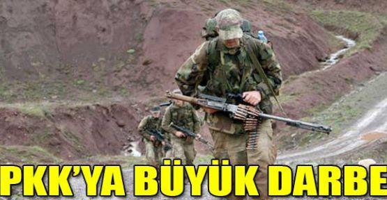 PKK`ya Büyük Darbe