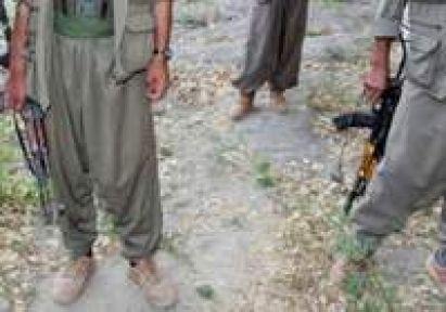 PKK'yla Çatışma...