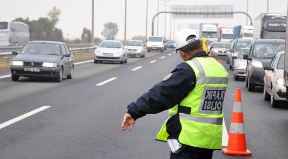 Polis Denetime Başladı;Dikkat!!!