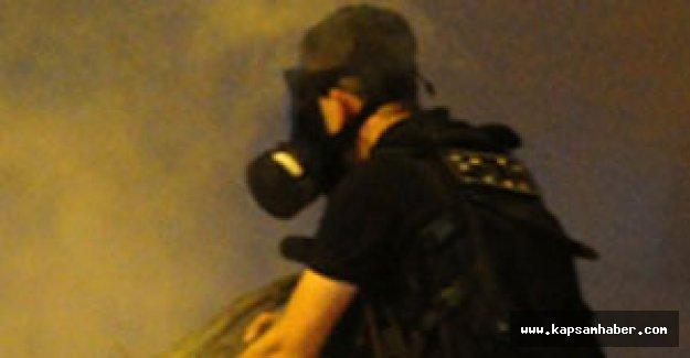 Polis lokaline saldırı! 6 Polis yaralandı