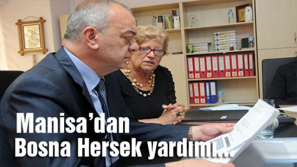 Prijedor'a Yardım Eli...