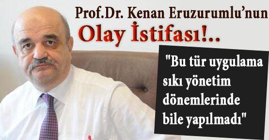 Prof Erzurumlu'nun Haklı Tepkisi