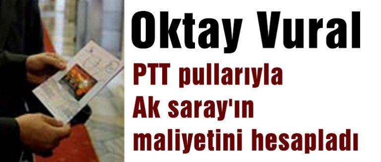 Pullarla Aksaray Maliyeti...