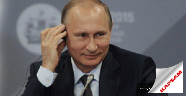 Putin: Gelecek planlarım var, her şey yolunda