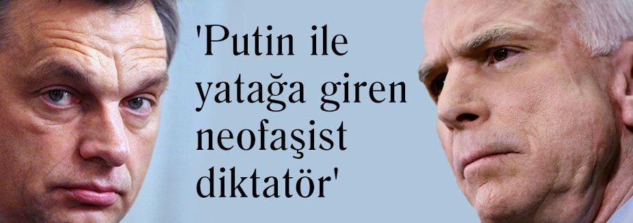 'Putin ile yatağa giren neofaşist diktatör'
