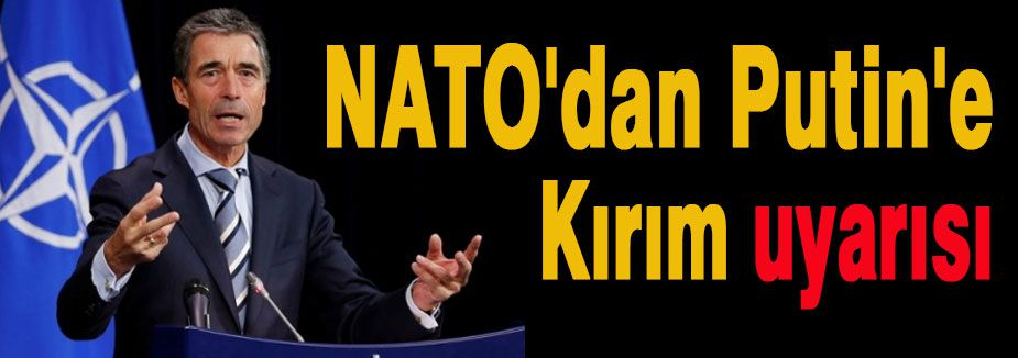 Putin'e 'Kırım' uyarısı
