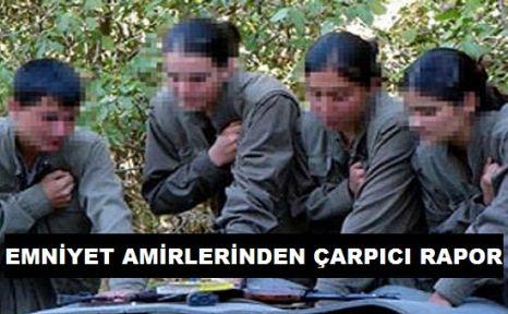 Rakamlarla PKK gerçeği !