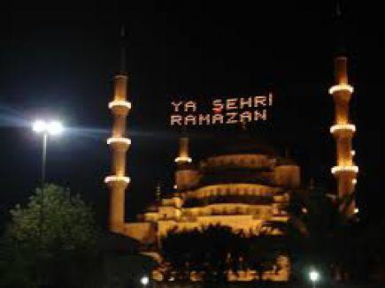 Ramazan Ayı...