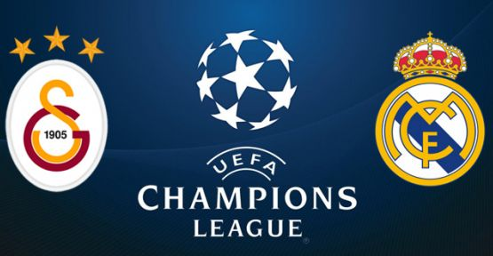 Real Madrid Galatasaray'la  Karşılaşacak