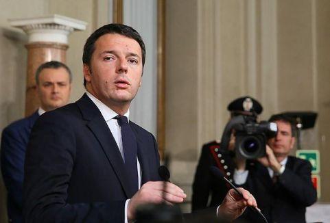 Renzi hükümetine Senato'dan güvenoyu...