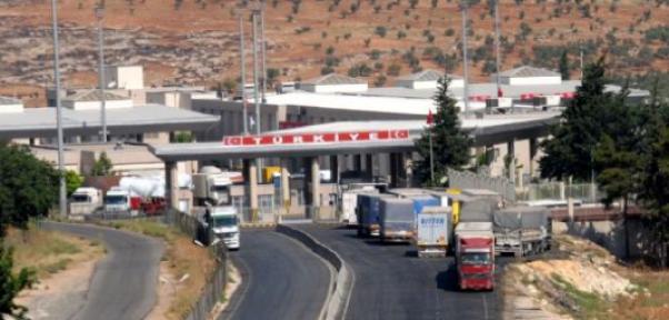 Reyhanlı Bab'ül Hava Sınır Kapısı Yakınlarında Bomba