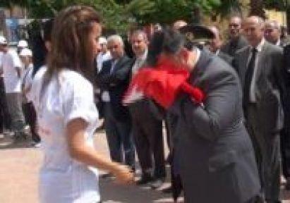 Reyhanlı'da 19 Mayıs Hüzünlü Bir Törenle Yaşandı...