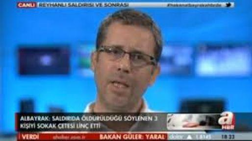 Reyhanlı'da Suriyeliler kafaları ezilmiş