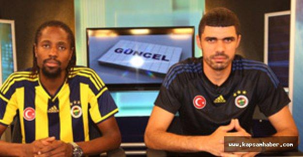 Ribeiro ve Abdoulaye Ba'dan en iyi olma sözü