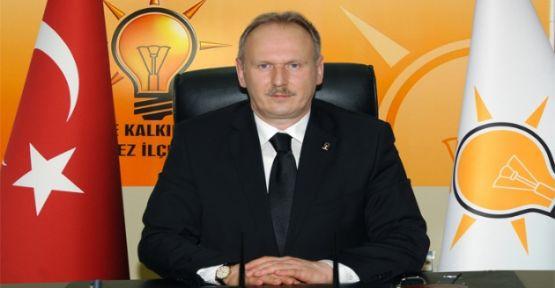 Rize AKP'de Kasap Tepkisi