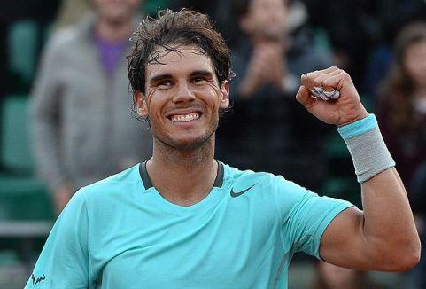 Roland Garros'da şampiyon Nadal