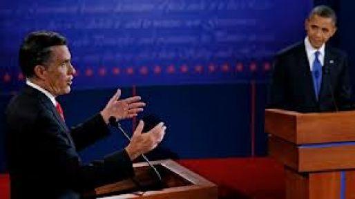 Romney & Obama Duellosunda Son Perde
