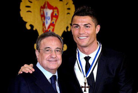 Ronaldo'ya devlet nişanı