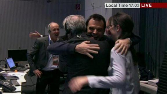 Rosetta Başardı!!Tarihi Serüven Gerçekleşti