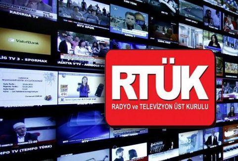 RTÜK AKP'ye Yasak...