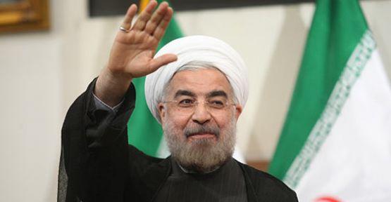Ruhani'den Esad'a Destek