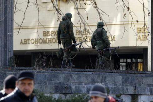 Rus Askerleri Akmescit'e toplandı