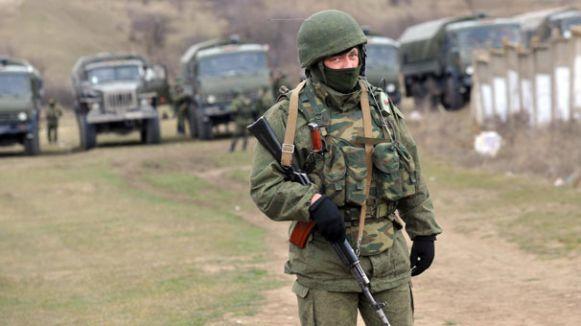 Rus Askerleri Ukraynayı Kuşattı...