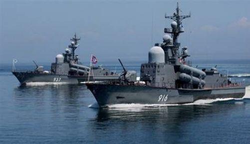 Rusya o Gemilerin Nedenini Açıkladı...