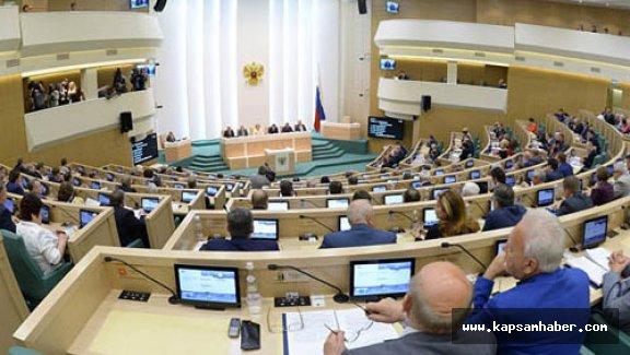 Rusya parlamentosundan önemli karar