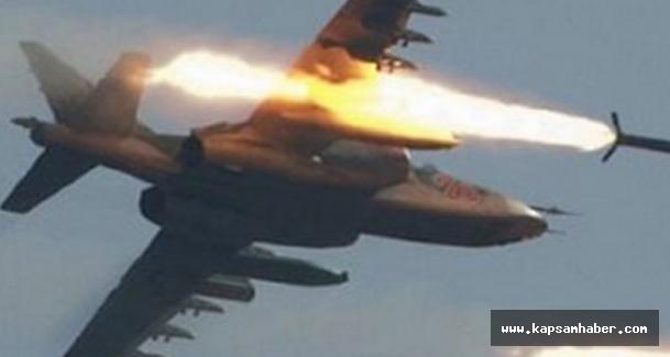 Rusya, Suriye'de CIA üssünü vurdu! Dengeler sarsıldı