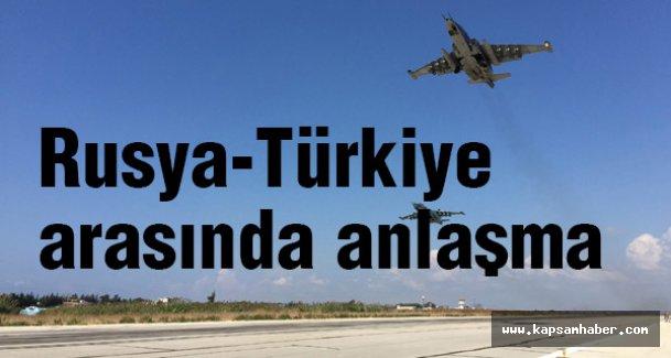 Rusya-Türkiye arasında uçuşla ilgili anlaşmaya varıldı
