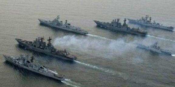 Rusya'dan Suriye'ye 3 Gemi