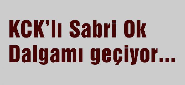 Sabri Ok Dalgamı geçiyor...