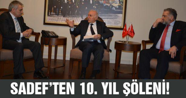 SADEF'TEN 10. YIL ŞÖLENİ!