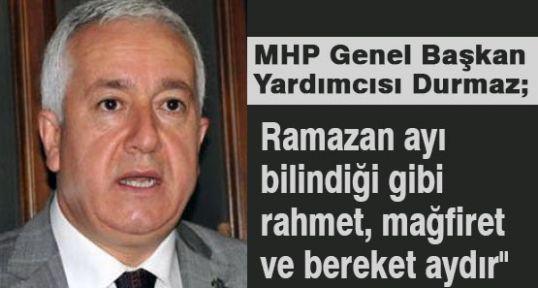 Sadir Durmaz, MHP Yerköy İftarına Katıldı