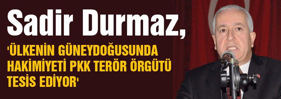 Sadir Durmaz MHP Yozgat İl Kongresine Katıldı