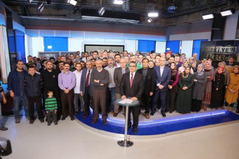 Samanyolu Yayın Grubu çalışanlarından Hidayet Karaca'ya mektup