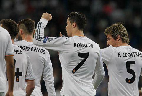 Şampiyonlar Ligi'ne Real Madrid damgası
