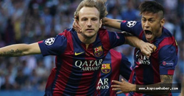 Şampiyonların şampiyonu Barcelona oldu