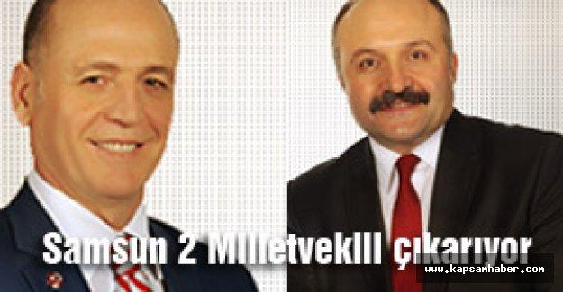 Samsun MHP 2 Milletvekili çıkartıyor