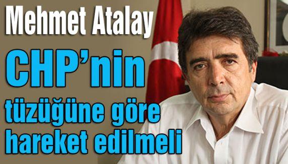 Samsun CHP İL Başkanı: Demokrat bir Partiyiz