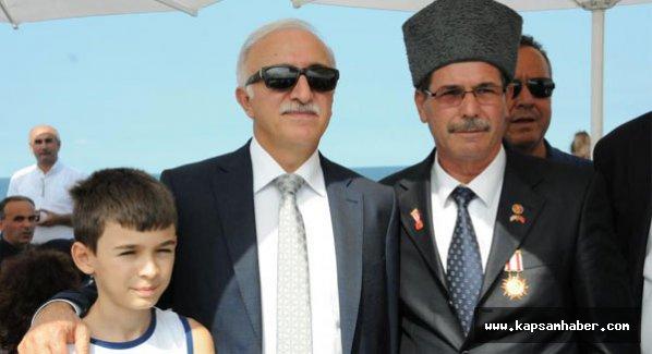 Samsun'da 19 Eylül Gaziler Günü etkinliği