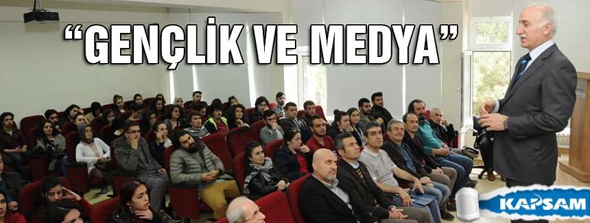 Samsun'da 'Gençlik ve Medya'