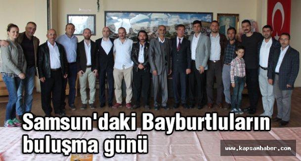 Samsun'daki Bayburtluların buluşma günü