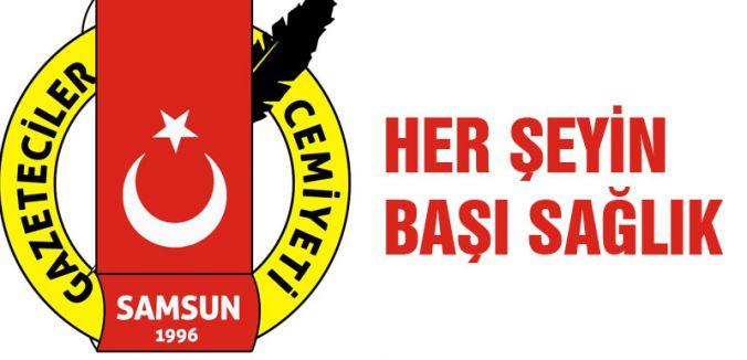 Samsun Gazeteciler Cemiyeti sağlık protokolu imzaladı