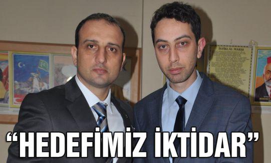 Samsun MHP İl Başkanı Adayı Süslü,