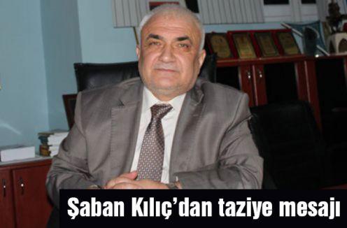 Samsun MHP'den Taziye Mesajı