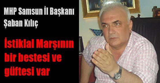Samsun MHP'den Tepki: